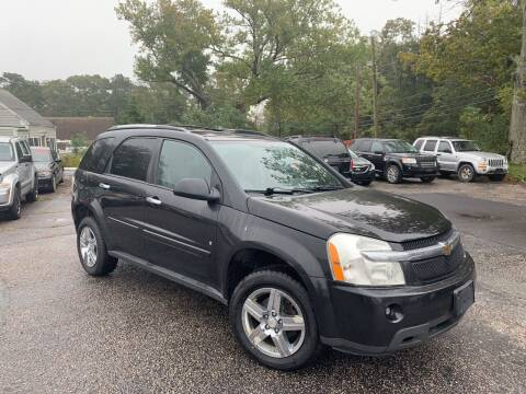 2008 Chevrolet Equinox for sale at MBM Auto Sales and Service - MBM Auto Sales/Lot B in Hyannis MA