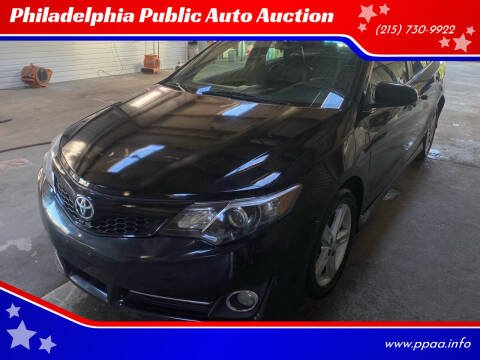 2014 Toyota Camry for sale at Philadelphia Public Auto Auction in Philadelphia PA