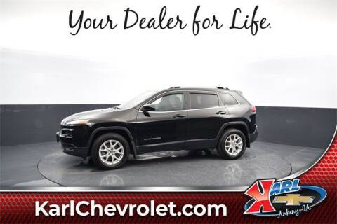 2017 Jeep Cherokee for sale at Karl Pre-Owned in Glidden IA