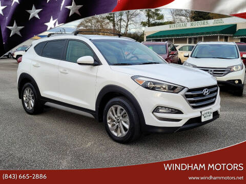 2017 Hyundai Tucson for sale at Windham Motors in Florence SC