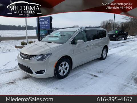 2017 Chrysler Pacifica for sale at Miedema Auto Sales in Allendale MI