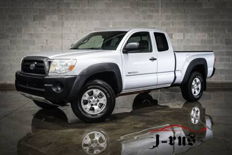 2006 Toyota Tacoma for sale at J-Rus Inc. in Macomb MI