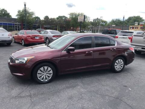 2010 Honda Accord for sale at BWK of Columbia in Columbia SC