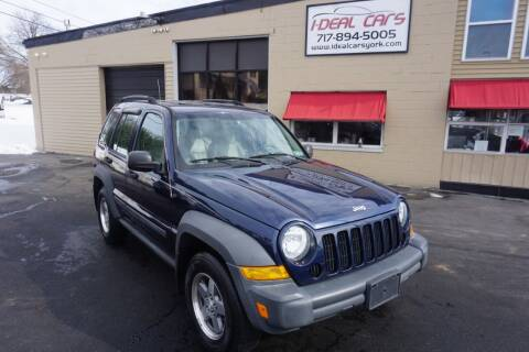 2006 Jeep Liberty for sale at I-Deal Cars LLC in York PA