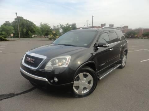 2008 GMC Acadia for sale at TJ Auto Sales LLC in Fredericksburg VA