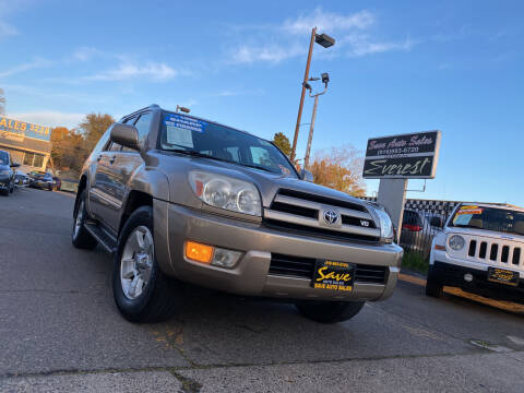 2005 Toyota 4Runner for sale at Save Auto Sales in Sacramento CA