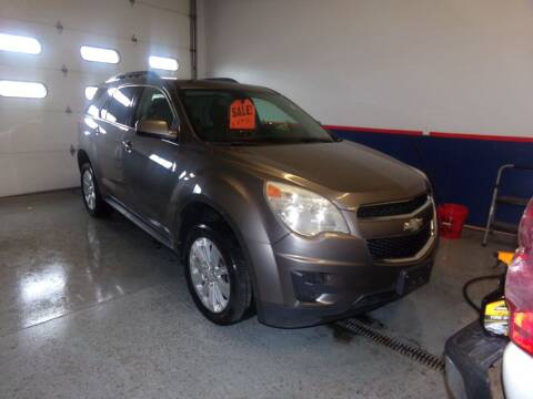 2010 Chevrolet Equinox for sale at Pool Auto Sales Inc in Spencerport NY