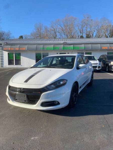 2015 Dodge Dart for sale at Glory Motors in Rock Hill SC