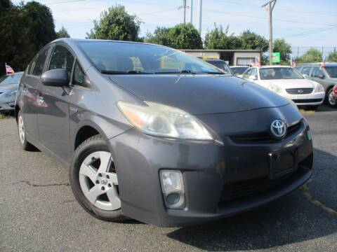2010 Toyota Prius for sale at Unlimited Auto Sales Inc. in Mount Sinai NY