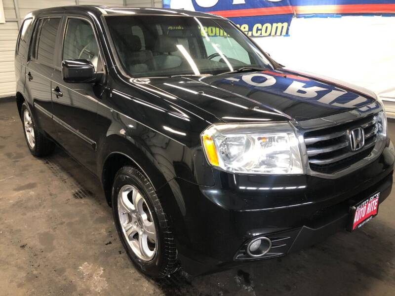 2012 Honda Pilot for sale at Auto Rite in Cleveland OH