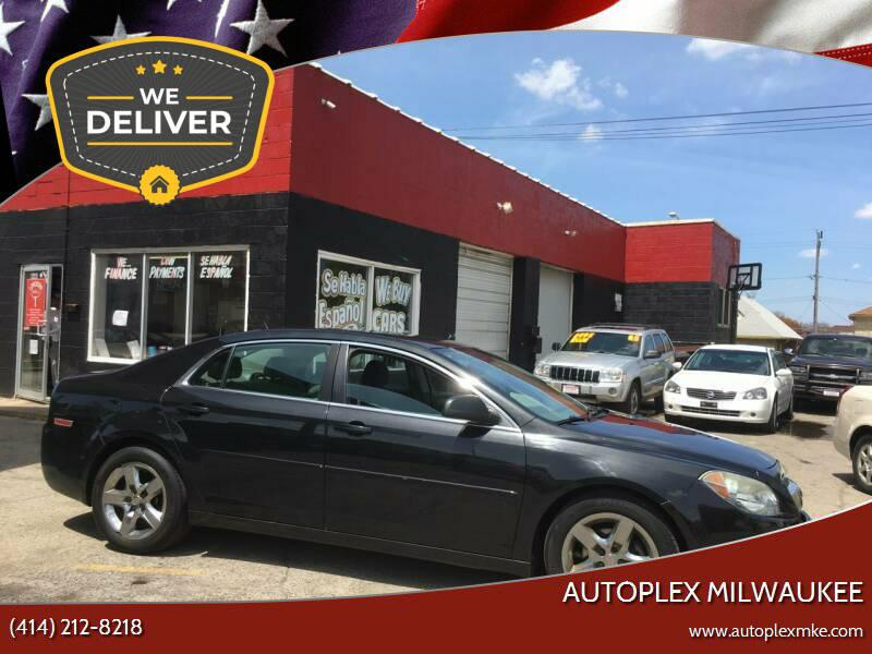 2010 Chevrolet Malibu for sale at Autoplex 2 in Milwaukee WI