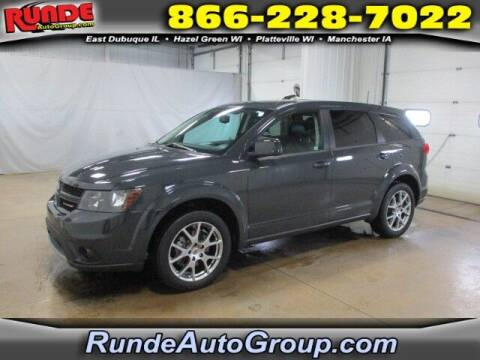 2018 Dodge Journey for sale at Runde Chevrolet in East Dubuque IL