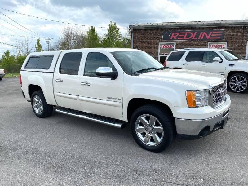 2012 GMC Sierra 1500 for sale at Redline Motorplex,LLC in Gallatin TN