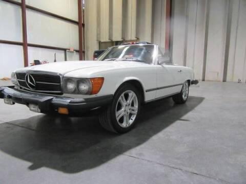 1983 Mercedes-Benz 380-Class for sale at Classic Car Deals in Cadillac MI