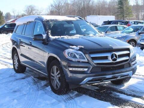 2016 Mercedes-Benz GL-Class for sale at Street Track n Trail - Vehicles in Conneaut Lake PA