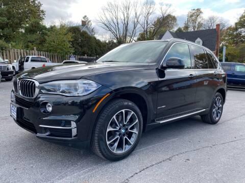 2017 BMW X5 for sale at SETTLE'S CARS & TRUCKS in Flint Hill VA