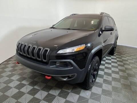 2014 Jeep Cherokee for sale at BMW of Schererville in Schererville IN