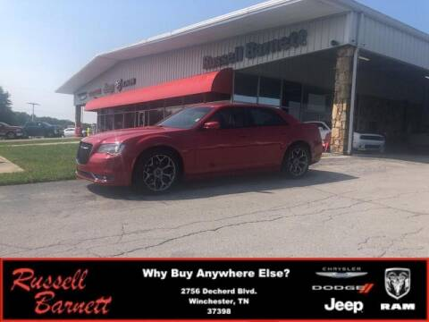 2017 Chrysler 300 for sale at Russell Barnett Chrysler Dodge Jeep Ram in Winchester TN