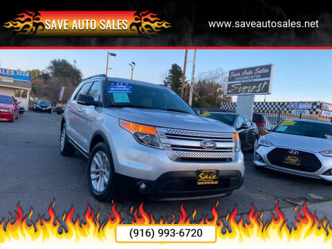 2011 Ford Explorer for sale at Save Auto Sales in Sacramento CA
