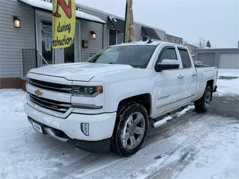 2016 Chevrolet Silverado 1500 for sale at Best Price Auto Sales in Methuen MA