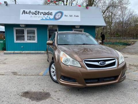 2011 Subaru Legacy for sale at Autostrade in Indianapolis IN