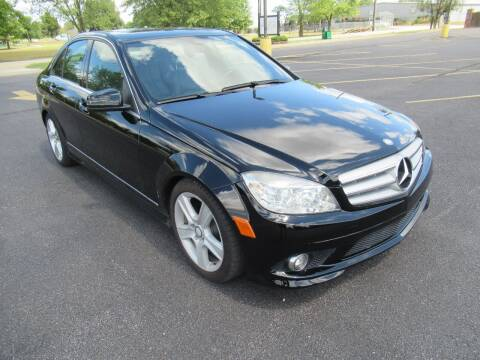 2010 Mercedes-Benz C-Class for sale at Just Drive Auto in Springdale AR