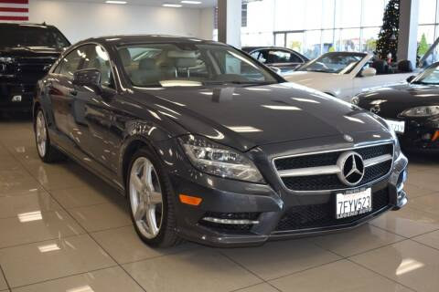 2014 Mercedes-Benz CLS for sale at Legend Auto in Sacramento CA