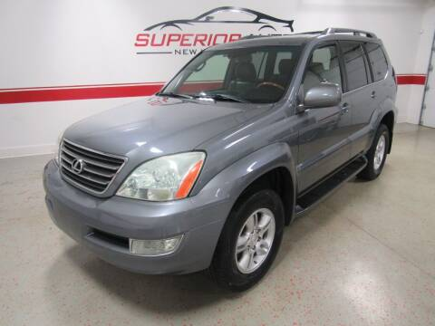 2007 Lexus GX 470 for sale at Superior Auto Sales in New Windsor NY