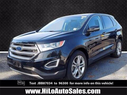 2018 Ford Edge for sale at BuyFromAndy.com at Hi Lo Auto Sales in Frederick MD