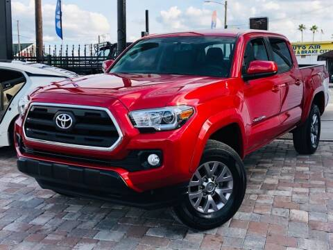 2017 Toyota Tacoma for sale at Unique Motors of Tampa in Tampa FL