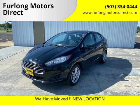 2017 Ford Fiesta for sale at Furlong Motors Direct in Faribault MN