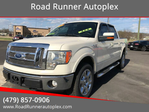 2009 Ford F-150 for sale at Road Runner Autoplex in Russellville AR