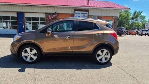 2016 Buick Encore for sale at Twin City Motors in Grand Forks ND