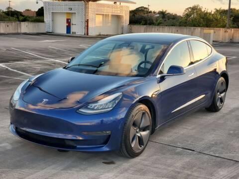 2018 Tesla Model 3 for sale at EV Direct in Lauderhill FL