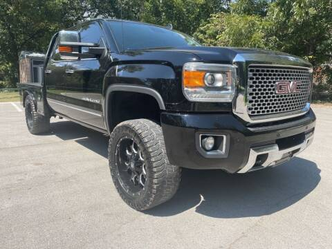 2015 GMC Sierra 2500HD for sale at Thornhill Motor Company in Hudson Oaks, TX