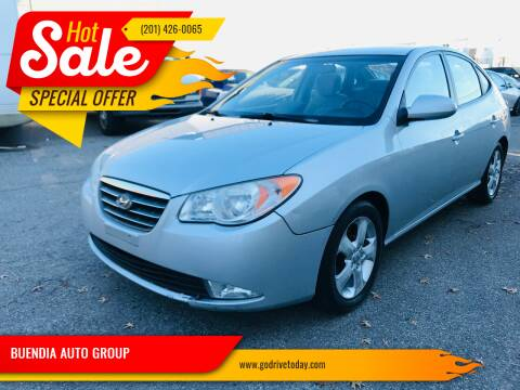 2008 Hyundai Elantra for sale at BUENDIA AUTO GROUP in Hasbrouck Heights NJ