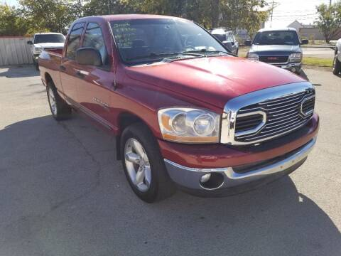 2006 Dodge Ram Pickup 1500 for sale at Key City Motors in Abilene TX