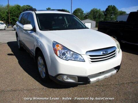 2010 Subaru Outback for sale at Gary Simmons Lease - Sales in Mckenzie TN