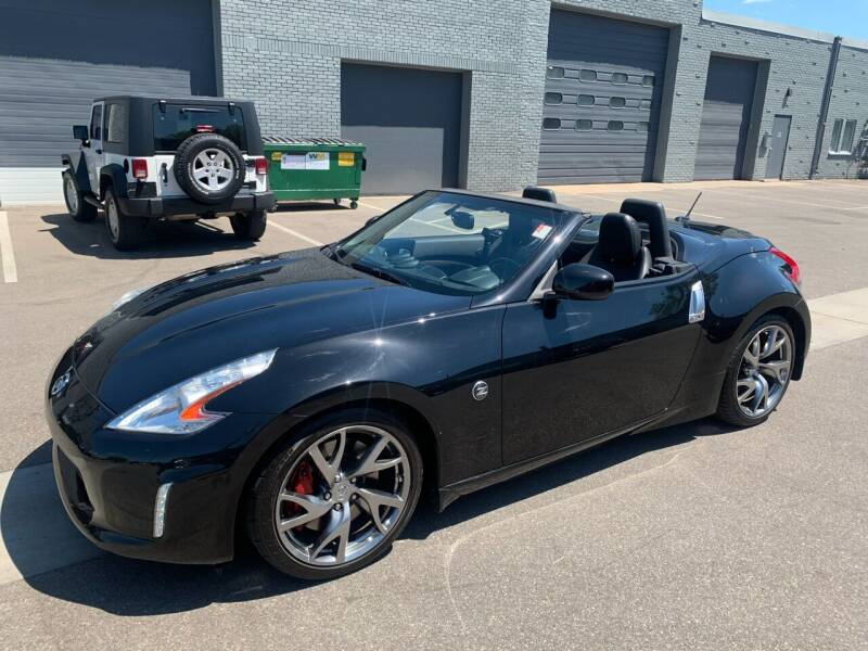 2013 Nissan 370Z for sale at The Car Buying Center in St Louis Park MN