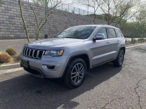 2018 Jeep Grand Cherokee for sale at Autos by Jeff Tempe in Tempe AZ