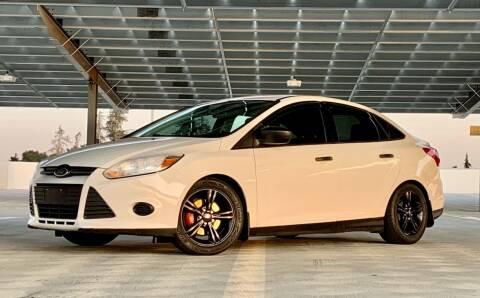 2013 Ford Focus for sale at Car Hero LLC in Santa Clara CA