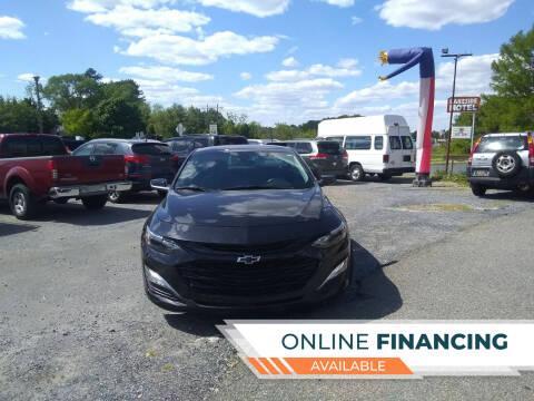 2020 Chevrolet Malibu for sale at Marino's Auto Sales in Laurel DE