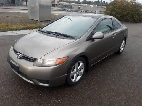 2006 Honda Civic for sale at South Tacoma Motors Inc in Tacoma WA