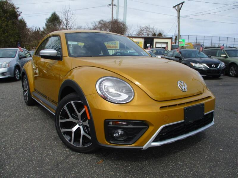 2017 Volkswagen Beetle for sale at Unlimited Auto Sales Inc. in Mount Sinai NY