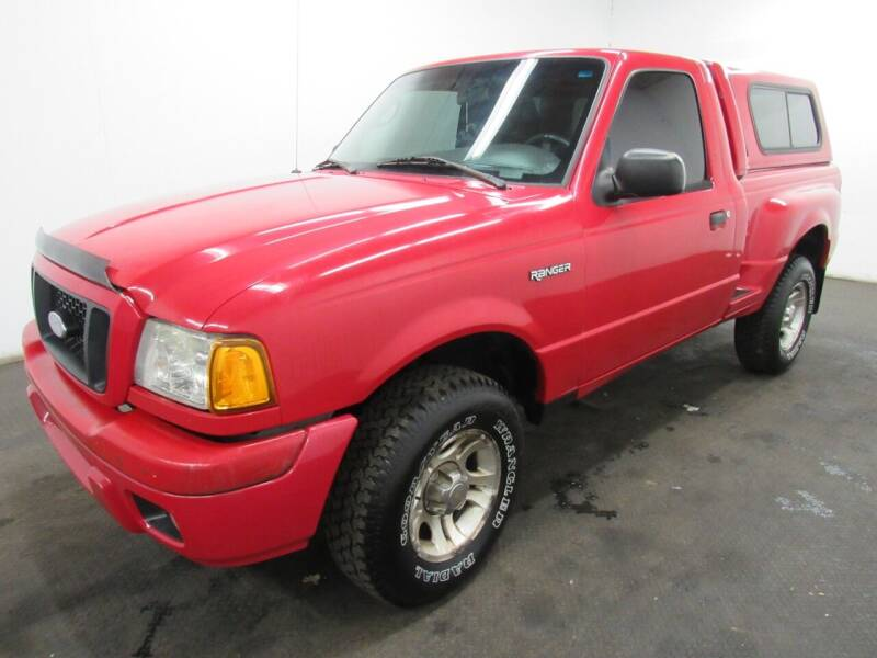 2004 Ford Ranger for sale at Automotive Connection in Fairfield OH