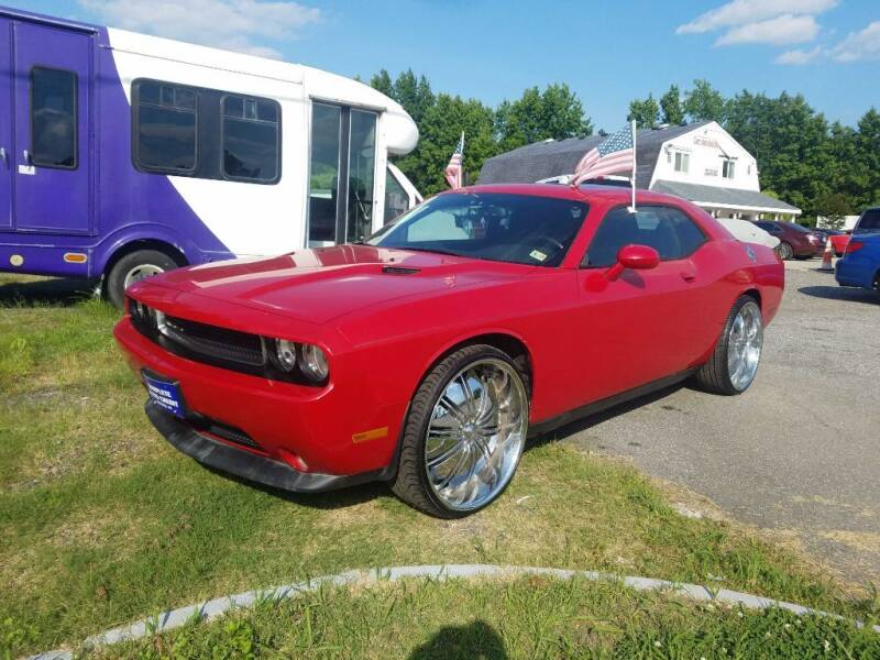 2011 Dodge Challenger for sale at Complete Auto Credit in Moyock NC