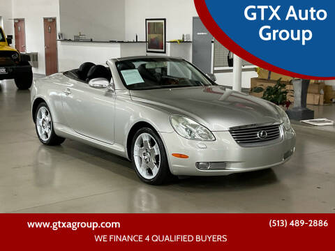 2003 Lexus SC 430 for sale at UNCARRO in West Chester OH