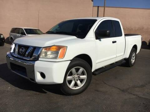 2015 Nissan Titan for sale at Cars 2 Go in Clovis CA