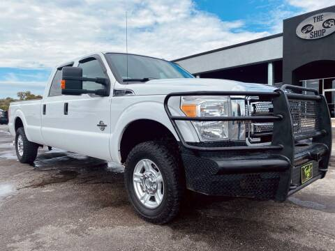 2015 Ford F-250 Super Duty for sale at The Truck Shop in Okemah OK