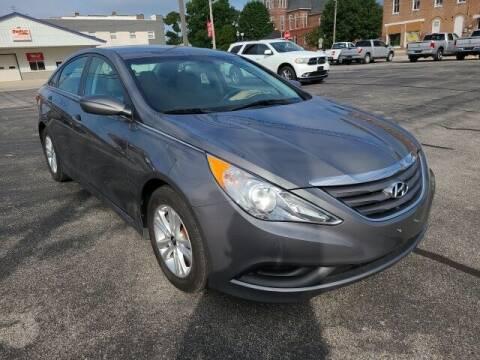 2014 Hyundai Sonata for sale at LeMond's Chevrolet Chrysler in Fairfield IL